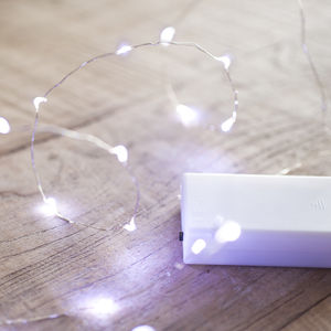 Micro Battery Fairy Lights - fairy lights & string lights
