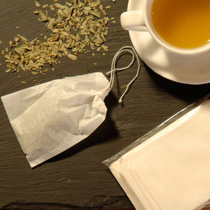 Pack Of 60 Fill Your Own Herbal Tea Bags