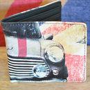 British Mini Wallet