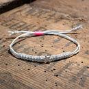 Dream Big Adjustable Star Bracelet
