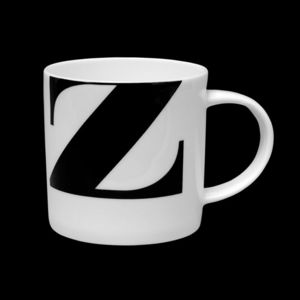 Alphabet Initial Mug: Z - mugs