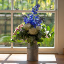Vintage Style Milk Churn Flower Vase