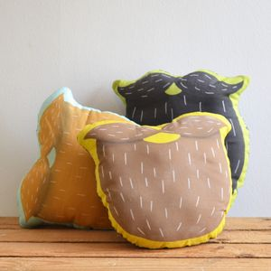 Huggable Beard Cushion - cushions