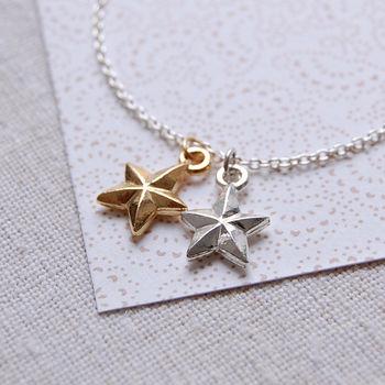 Two Lucky Stars Bracelet
