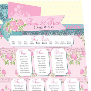 Matching Wedding Stationery - wedding stationery