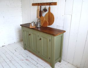 Distressed Cupboard Base