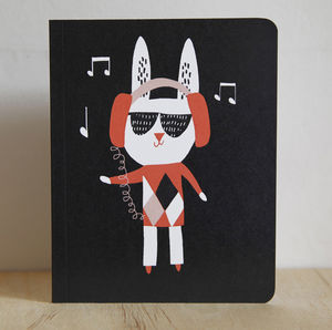 Dj Rabbit Notebook