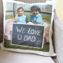Photographic Digital Printed Cushion