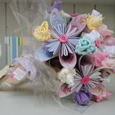 Newborn Flower Bouquet - baby & child