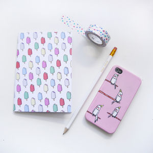 Ice Lolly Notebook