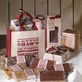 Bag Of Treats With Special Gift Messages - food & drink
