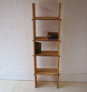 Reclaimed Industrial Shelving Unit