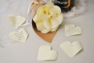 Invitation Paper Rose - invitations
