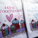 Personalised 'Mr & Mrs' Apron