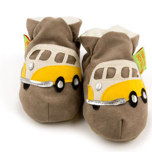 Handmade Vw Campervan Shoes - clothing