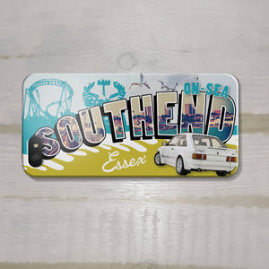 Big Up Southend Case For iPhone Five / 5S / Se