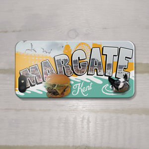 Big Up Margate Case For iPhone Five / 5S /Se