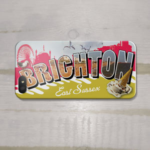 Big Up Brighton Case For iPhone Five / 5S / Se