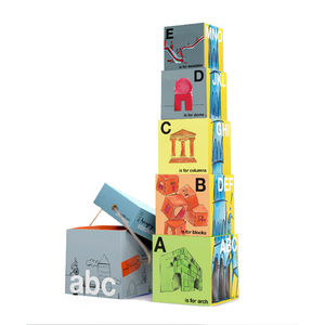 Abc Stacking And Nesting Blocks - toys & games