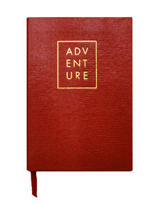 A5 Adventure Journal - gifts for travel-lovers