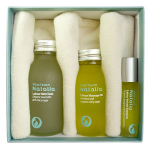 Labour And Birth Box - bath & body