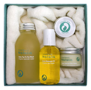 Blissful Baby Box - new baby gifts