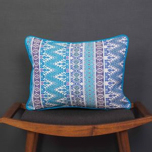 Coban Maya Tribal Cushion - patterned cushions