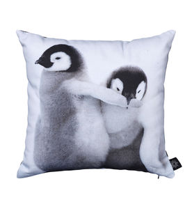 Baby Penguin Cushion - soft furnishings & accessories