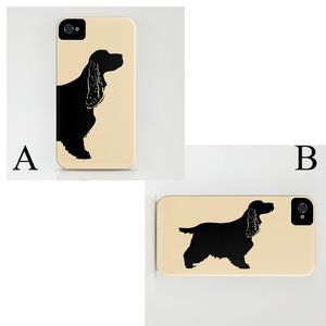 Cocker Spaniel Dog On Phone Case - phone & tablet covers & cases