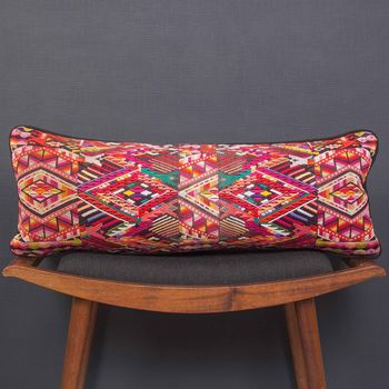 Chi Chi Maya Tribal Bolster Cushion