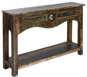 Amuru Reclaimed Wood Console Table