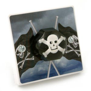 Pirate Bedroom Light Switch
