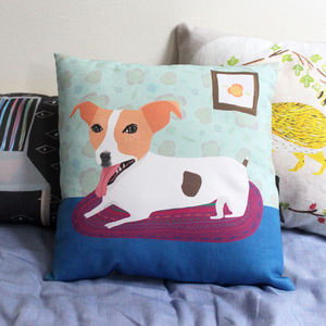 Personalised Pet Cushion - cushions