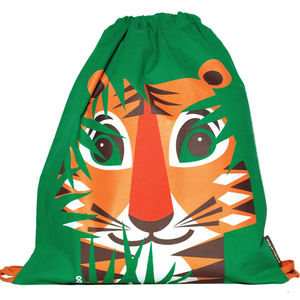 Kit Bag Tiger - children's accessories