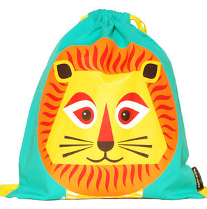 Kit Bag Lion - children's accessories