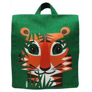 Backpack Tiger - bags, purses & wallets