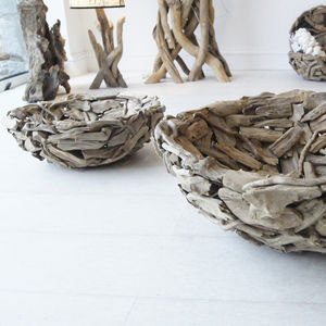 Driftwood Bowl - tableware
