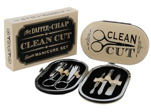 Mens Manicure Set - grooming gift sets