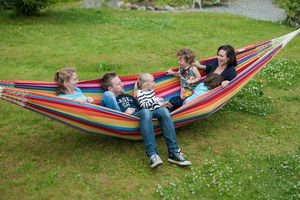 Extra Large Family Size Mammoth Hammock Colora - garden furniture