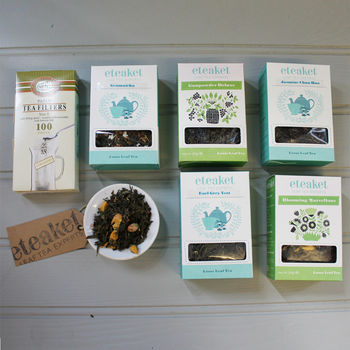 Green Tea Lover Gift Set