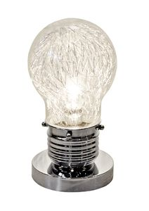 Industrial Bulb Shaped Lamp Small
