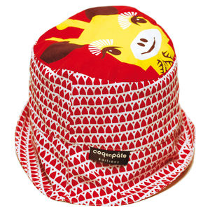 Sun Hat Giraffe - children's hats