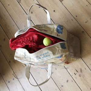 Recycled Elephant Holdall For Everyone - holdalls & weekend bags