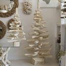 5ft Bleached Driftwood Tree