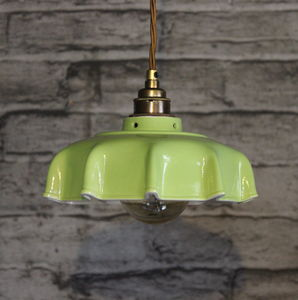 Campbell Citrus Ceramic Pendant Light