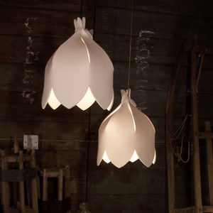 Lotus Lampshade - pendant lights