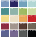 Personalised Marriage Proposal Destination Print Background Colour Options