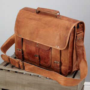 Handmade Laptop Bag - gifts for gadget-lovers