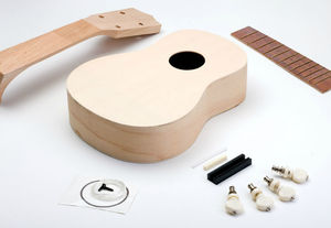 Do It Yourself Ukulele Kit - gifts for friends