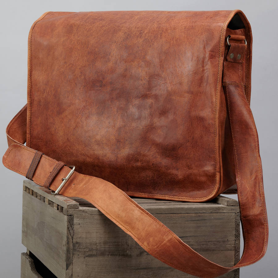 leather messenger bag by vida vida  33c4cbf0d